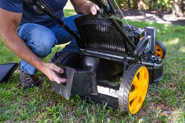 FAQs Gas Powered Lawn mowers